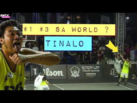 Tinalo Ang World's Number 1 At 3 Sa Fiba 3x3 | PASIG | BALANGA CHOOKS