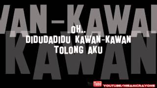 Repeat youtube video Mark Adam - Si katak - Lirik HD -