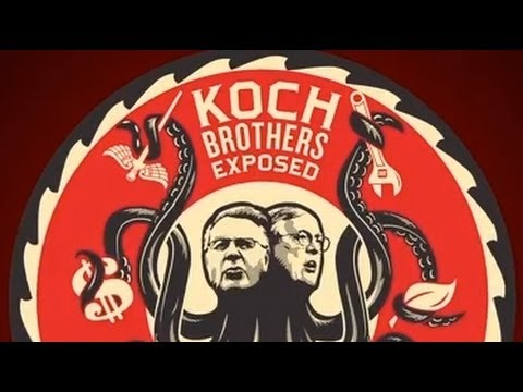 KOCH BROTHERS EXPOSED Documentary Director Robert Greenwald