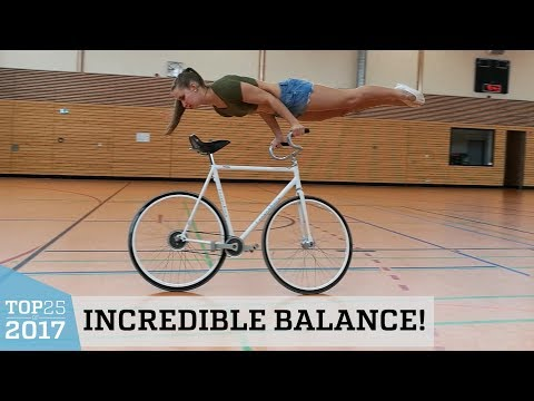 Outstanding Artistic Cycling Tricks | Top 25 of 2017