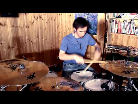 Billy Talent - Fallen Leaves [Drum Cover]