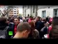 Villejuif : des syndicalistes occupent la mairie pour dénoncer la vente de la Bourse du travail