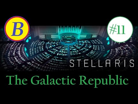 Stellaris - The Galactic Republic #11