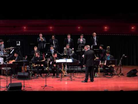 UNT One O'Clock Lab Band: Jimmy Smith - Portuguese Soul