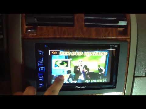 2006-up Dodge Durango Pioneer Avh-290bt Bluetooth Touchscreen Double Din