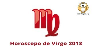 Horoscopo Virgo 2013