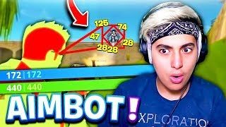 "Je tombe contre ""UN CHEATER"" qui utilise un ""AIMBOT"" sur FORTNITE ! Best Of"