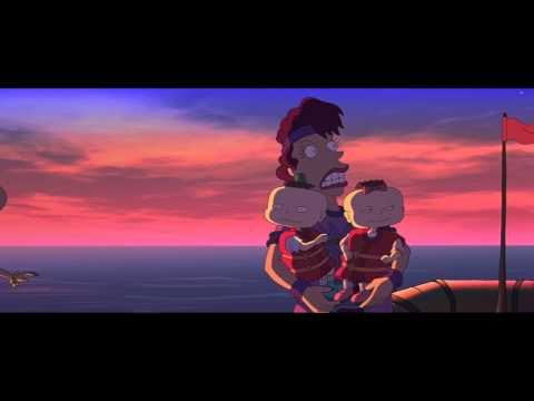 Los Rugrats Vacaciones Salvajes - Trailer