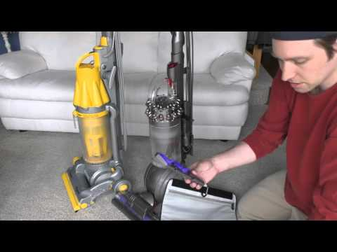 Dyson Cinetic Big Ball Animal Plus Allergy Vs Dyson Dc