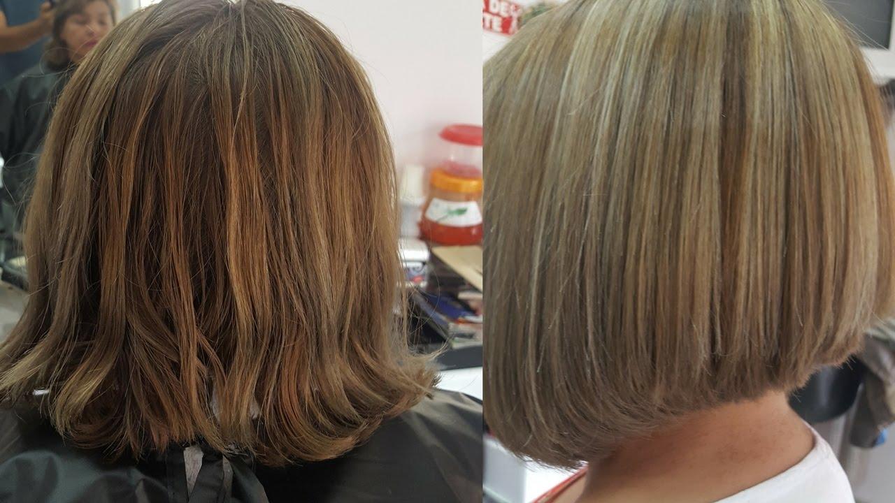 Como hacer cortes de pelo mujer 2017