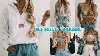 MY STYLE LOOKBOOK // SPRING OOTW