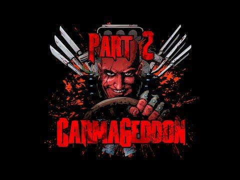 Carmageddon Bloody Show! Часть 2.