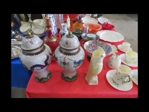 Fine Antiques and Collectibles Live Estate Auction (August 12)