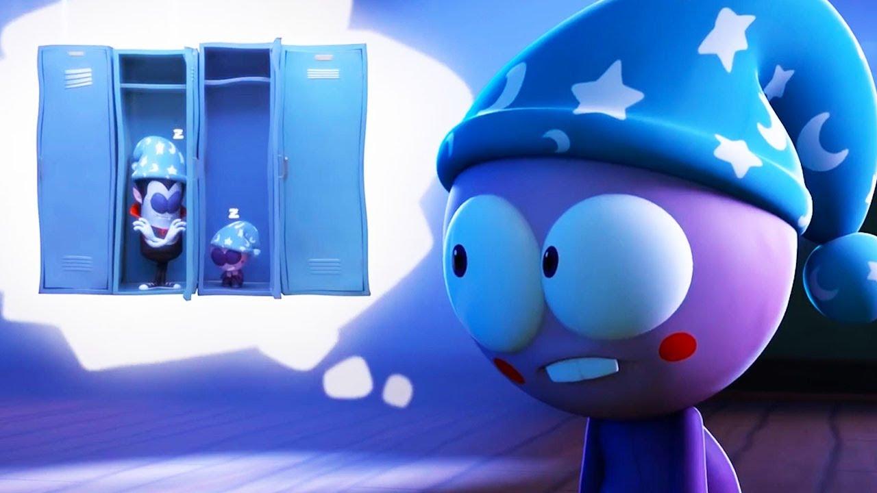 Annoying Your Neighbor | Spookiz Cookie | Cartoons for Kids
