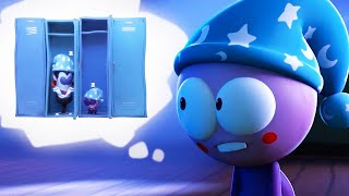 Annoying Your Neighbor | Spookiz Cookie | Cartoons for Kids