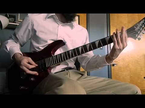 System Of A Down - Prison Song - Guitar cover