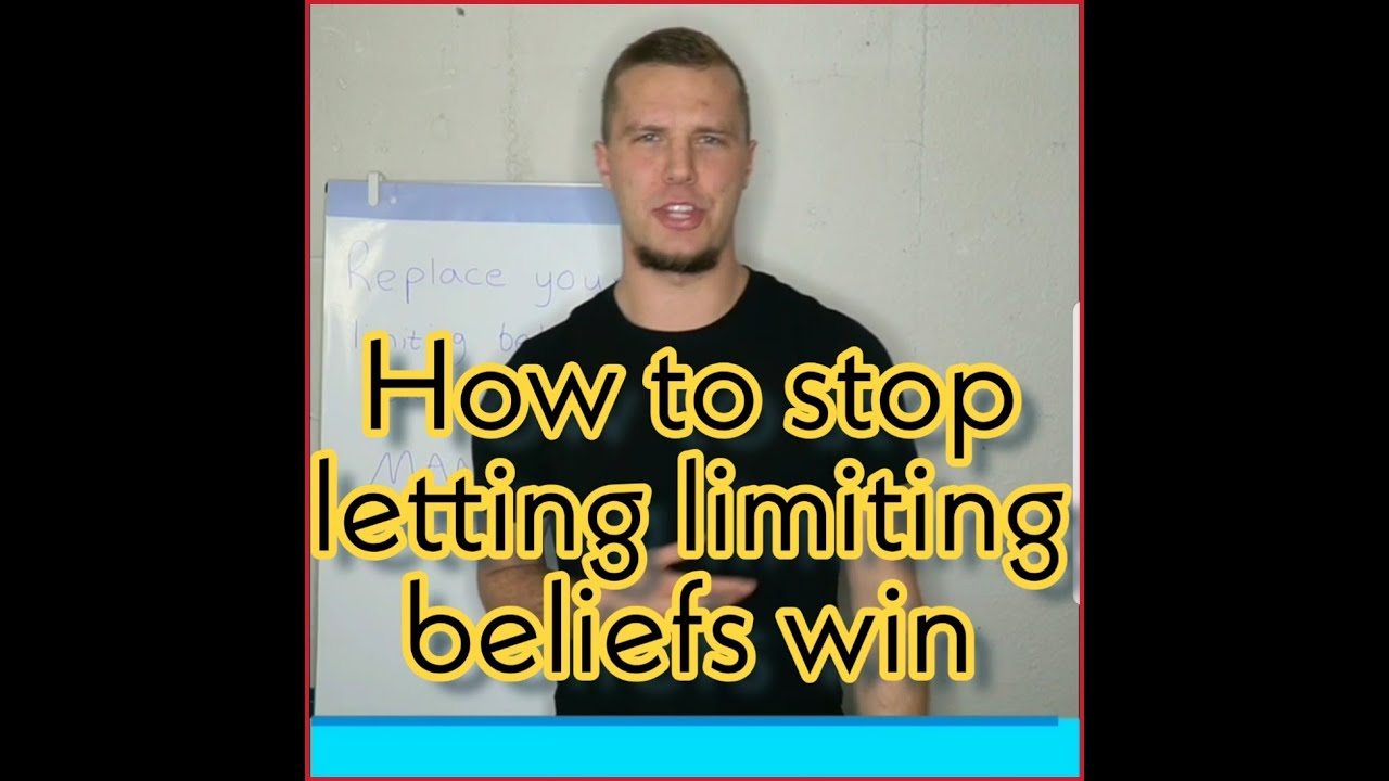 Replace Limiting Beliefs With Positive Mantras!