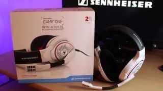 TEST : micro-casque Gaming SENNHEISER G4ME One