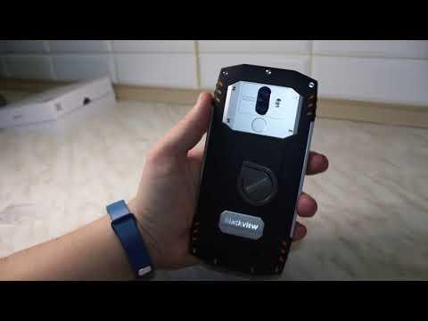 Подробный обзор топового по железу защищенного смартфона Blacview BV9000 примеры разблокировки по ли
