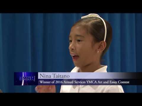 JMNN Update: Former Commander Joint Region Marianas Presents Award to Local Third Grader