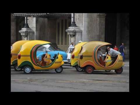 Unique Taxi Cabs From Around The World - DashRabbit