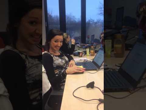 New open office space AM Team Bratislava