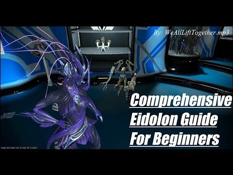 A Comprehensive Beginners Guide to Eidolons