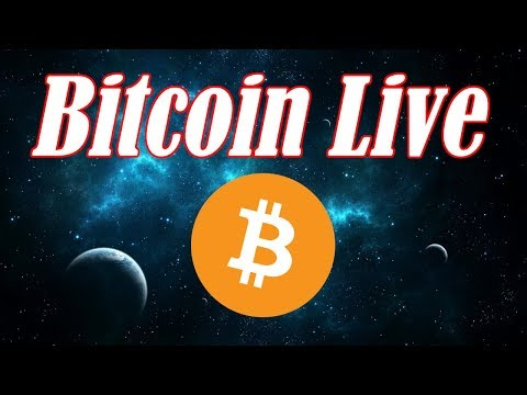 Bitcoin Live : Will BTC Break $9,700? Altcoins Hammered. Episode 689 - Crypto Technical Analysis
