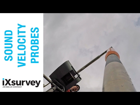 Sound Velocity Probes // IXSURVEY // Marine Survey Specialists