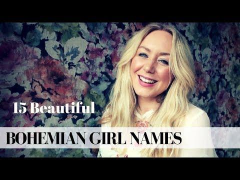 15 BEAUTIFUL & UNIQUE BOHEMIAN GIRL NAMES | SJ STRUM