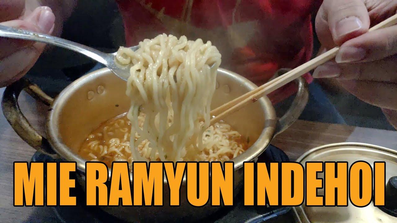 Makan Me Jalan Jalan 03 | Mie Ramyun Indehoiii