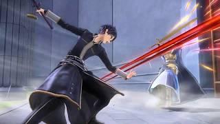 [Tokyo Games Show 2019] Sword Art Online: Alicization Lycoris Alice Zuberg Battle Gameplay