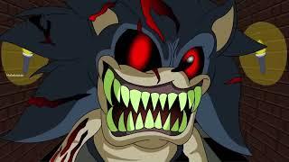 Sonic exe Part 3 EGGMAN НА РУССКОМ
