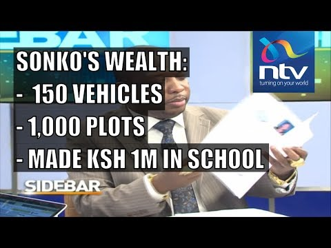 How I made my first KSh 1M: Sonko explains source of his billions