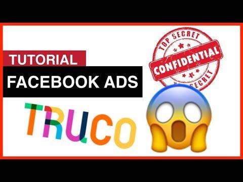 Truco para segmentar en facebook ads