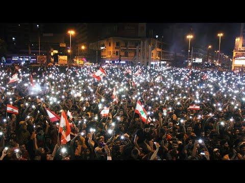 -الأحد العظيم-: مئات آلاف اللبنانيين يطالبون برحيل النظام الفاسد…  - نشر قبل 2 ساعة