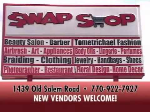 Conyers Flea Market and Swap Shop
