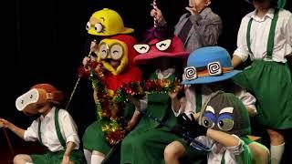 大細路3D班同學仔 - 祝你聖誕快樂