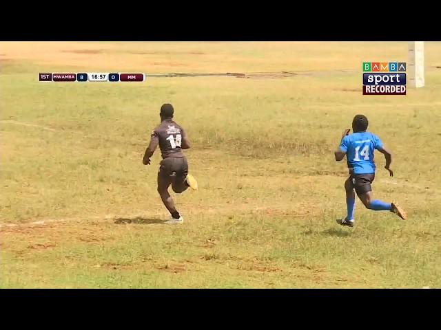 Kenya Cup Highlights: Mwamba vs Mean Machine
