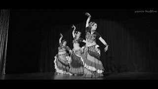 KUMUDA Tribal performs ATS at The Tribal Massive Bellydance Showcase