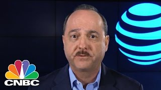 AT&T Vice Chairman On Samsung Galaxy Recall | CNBC