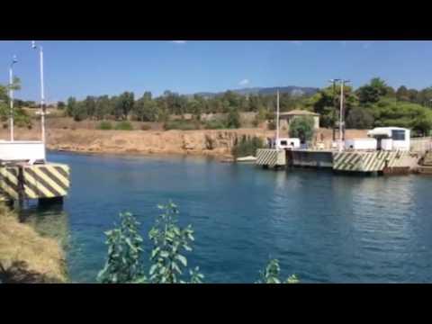 25.09.2016 Corinth Canal