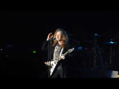 Jimmy the Governor - Watch Dave Mustaine Cover Jimi Hendrix on the Experience Hendrix Tour