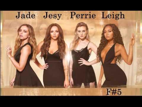 Little Mix Vocal Range 2016 C#3 - A5 - E6(B6)