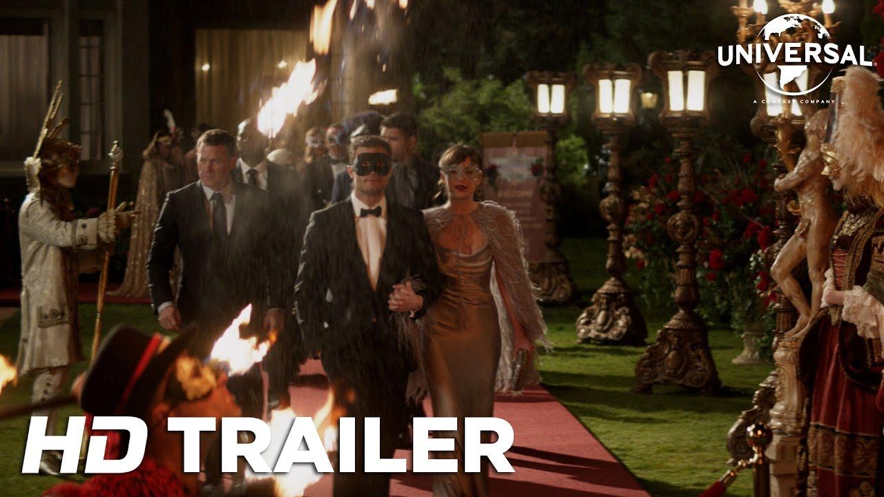 Download FIFTY SHADES OF GREY - GEFÄHRLICHE LIEBE Offizieller Trailer 2 [HD]