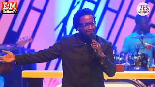 DR SONNIE BADU - POWERFUL TWI WORSHIP & MY SOUL SAYS YES @ IYES 2017