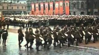 Первый парад в честь Дня Победы, 1945