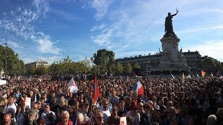 Video Marche du 23 septembre contre le coup d'État social download MP3, 3GP, MP4, WEBM, AVI, FLV Oktober 2017