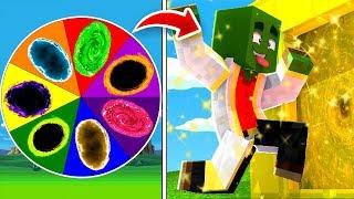 Gira La Ruleta De La Suerte Y Gana Un Portal De Lujo En Minecraft  La Mejor DimensiÓn Del Mundo
