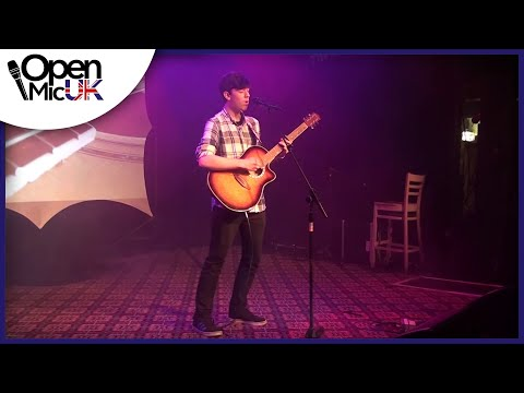 JORDAN PEARCE at Southampton Open Mic UK Music competition